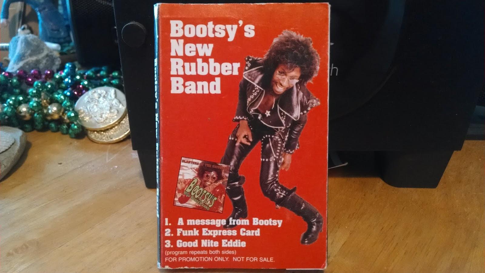 Bootsys Rubber Band Body Slam