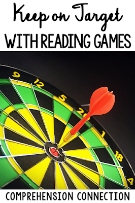 In this game themed post, you'll find lots of free resources and teaching ideas for using games and game themed books in the classroom. Check out this post for lots of learning fun.