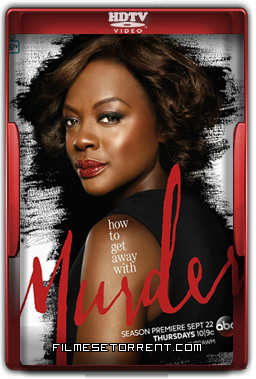 How to Get Away with Murder 3ª Temporada Legendado Torrent 2016 HDTV 720p 1080p Download