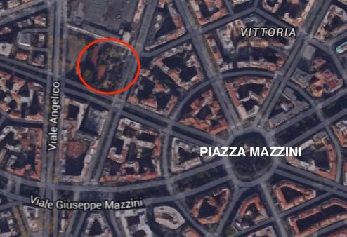 A Due Passi Da Piazza Mazzini I Bambini Giocano In Un Giardino In Degrado    Petizione