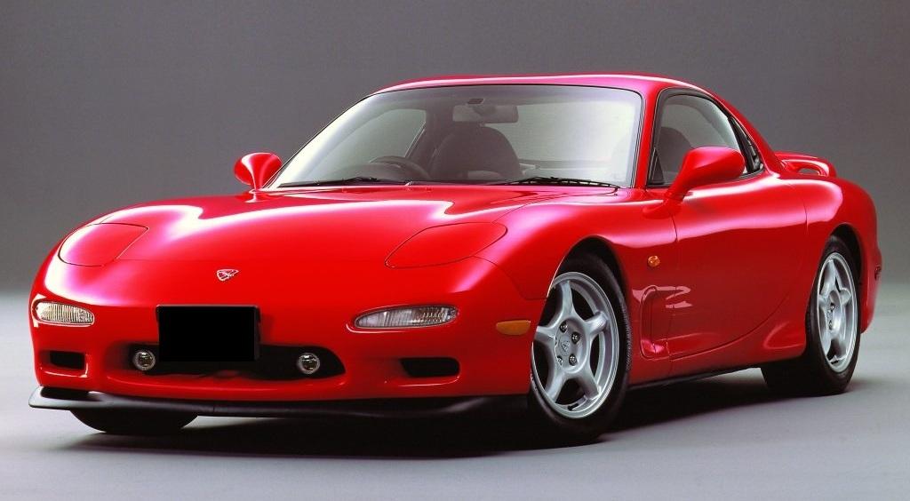Efsane Olmuş 8 Japon Spor Otomobil Modeli Sekiz Silindir