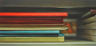 cuadros-con-representativos-libros-historia-en-arte pinturas-libros-revistas