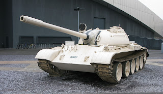 Tank T-54 / 55