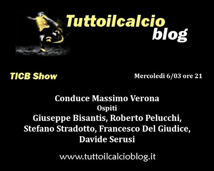 TICB Show del 6 Marzo 2019