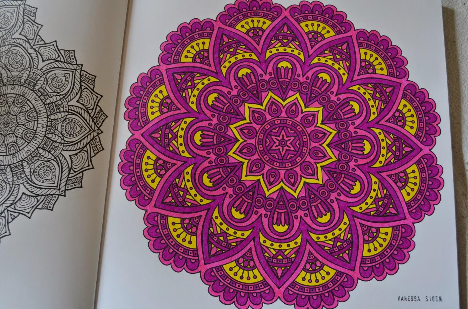 Kleurvitality Nessy S Artwork Complementaire Kleuren