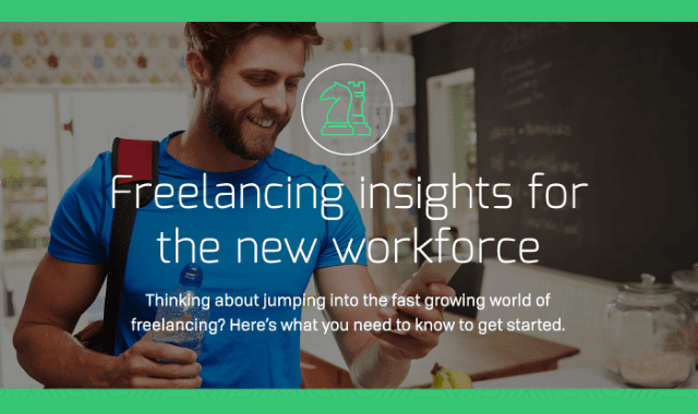 Freelancing Insights For The New Workforce