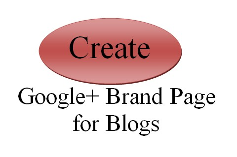 Creating a Google+ page for your Blog or Business