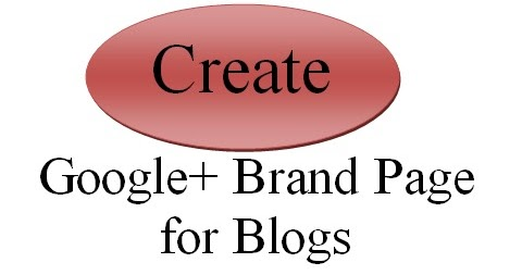 how to create google+ page for website