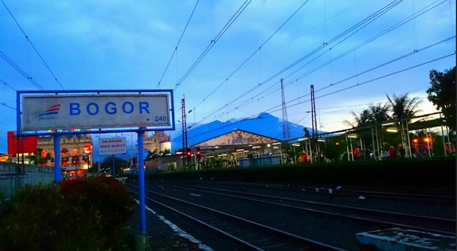 Tempat Wisata Bogor Dekat Stasiun