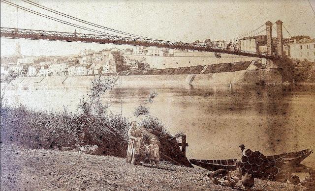 """Pont """"La Réole"""""""