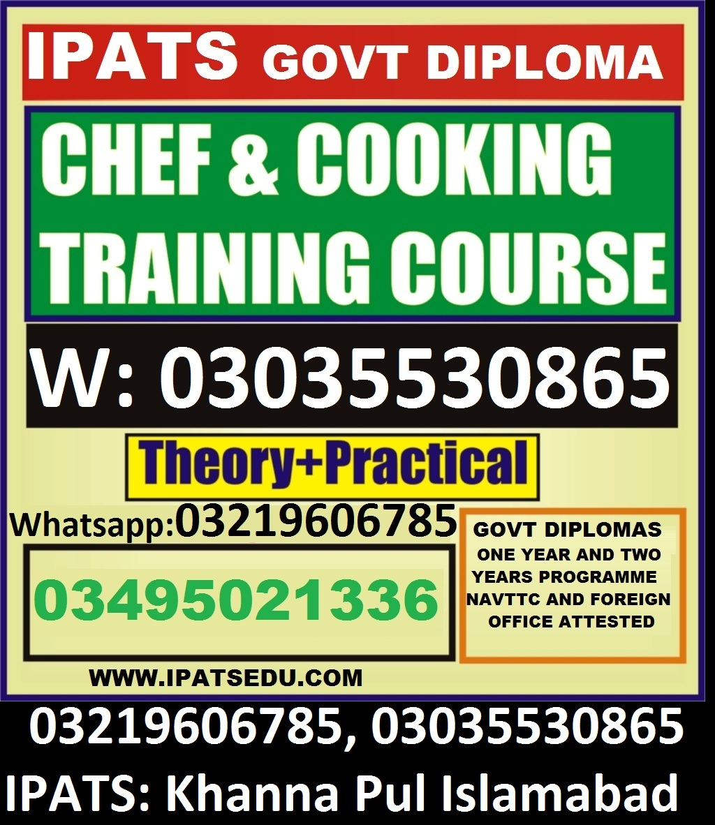 Chef & Cooking Professional Practical Course in Bag 303-5530865