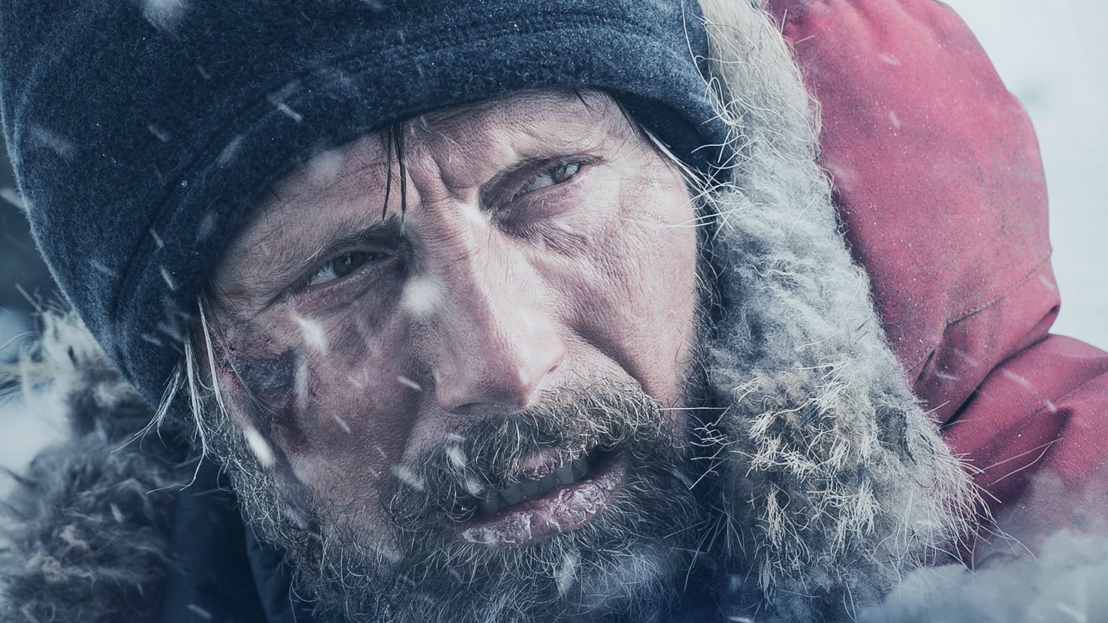 Arctic Movie Poster Mads Mikkelsen Overgard