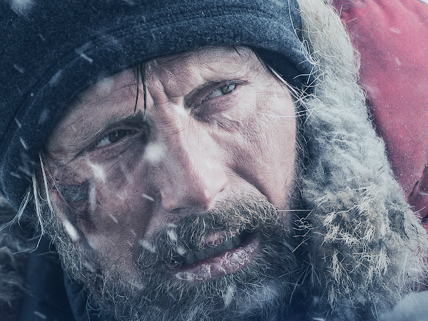 Movie Review: 'Arctic' (2019) Mads Mikkelsen Affectingly Leads Dramatic Thriller