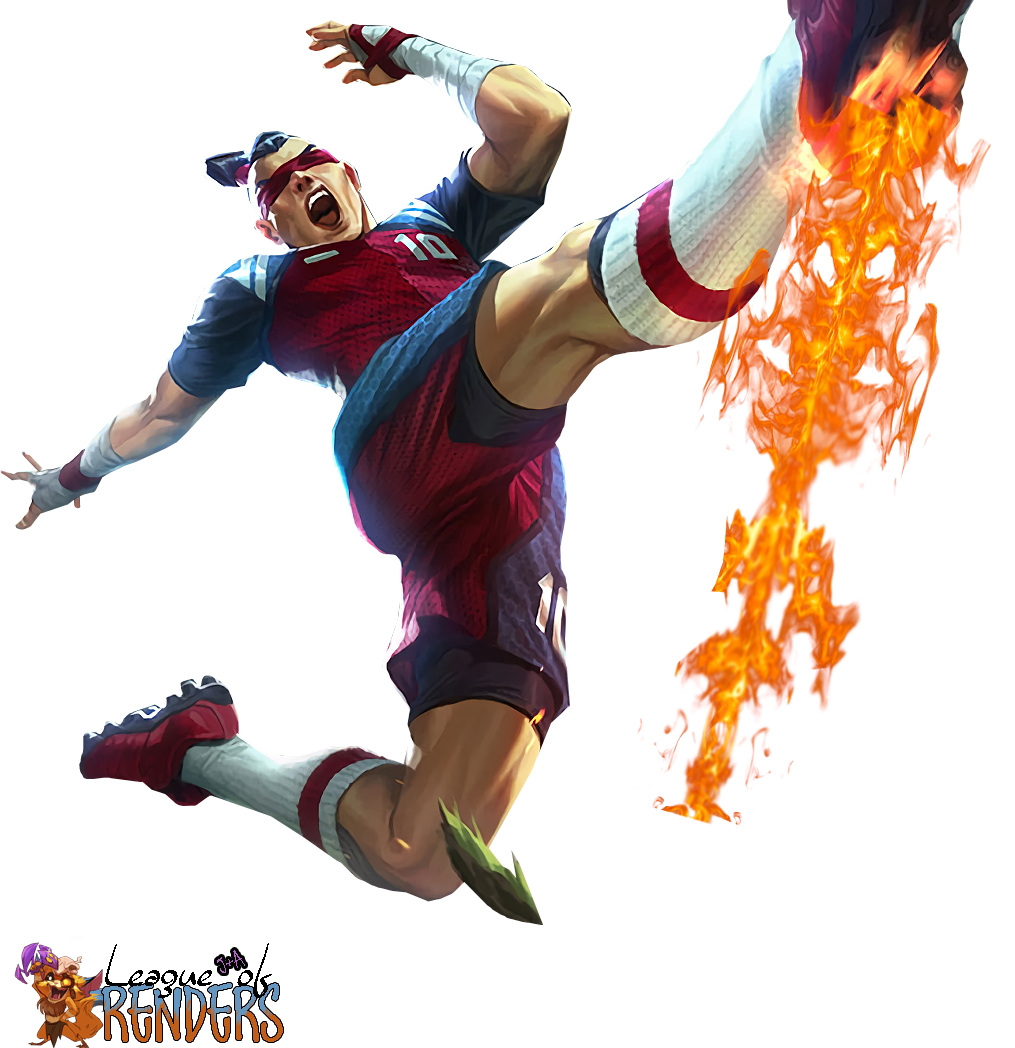 RENDER Playmaker Lee Sin