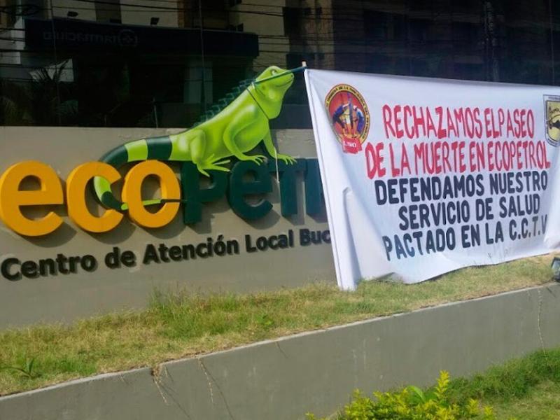 USO anuncia accionar para enfrentar amenazas de Echeverri al sistema de salud