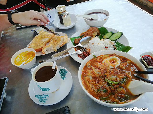 Uncle Chow Kopitiam @ Cameron Highlands