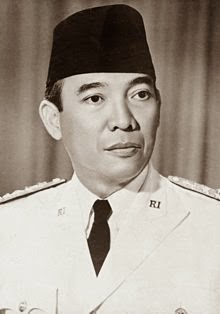 Soekarno - Presiden Pertama Indonesia