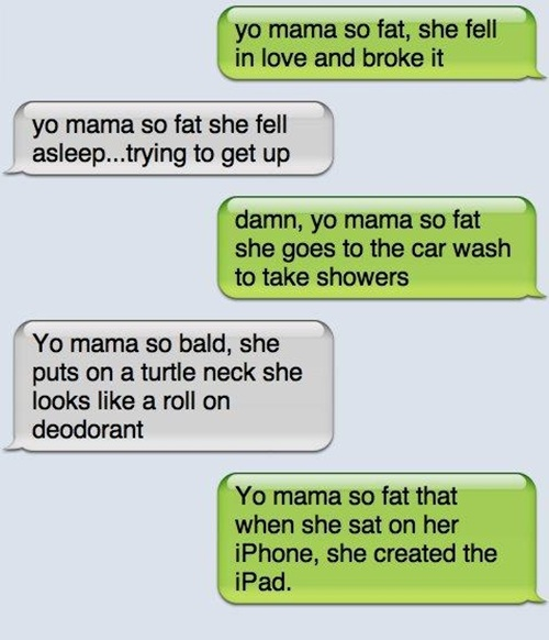 Best Yo Mama Jokes 50