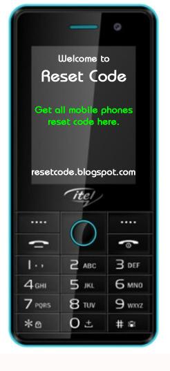 6eada102b7f How to reset code itel it5231? HomeMobile ...