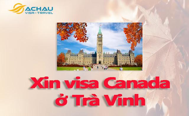 Xin visa Canada như thế nào ?