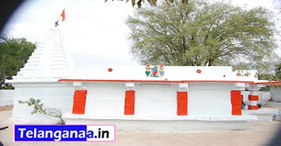 Venu Gopala Swami Temple in Edunuthula Telangana