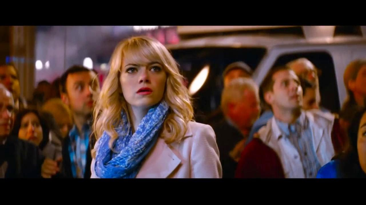 Screen Shot Of Movie The Amazing Spider Man 2 (2014) Full Theatrical Trailer HD download Free