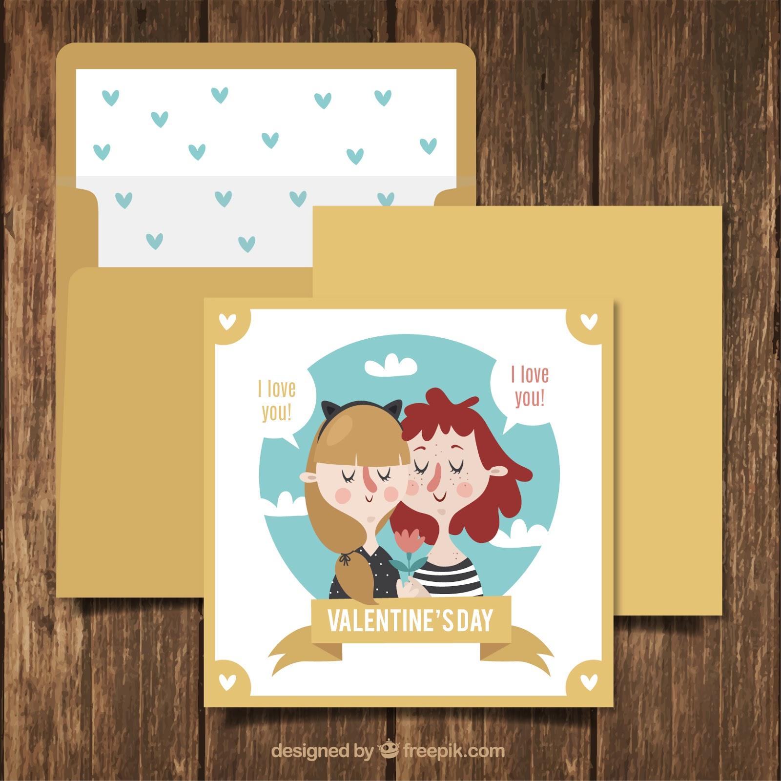 tarjetas gratuitas por el dia del amor