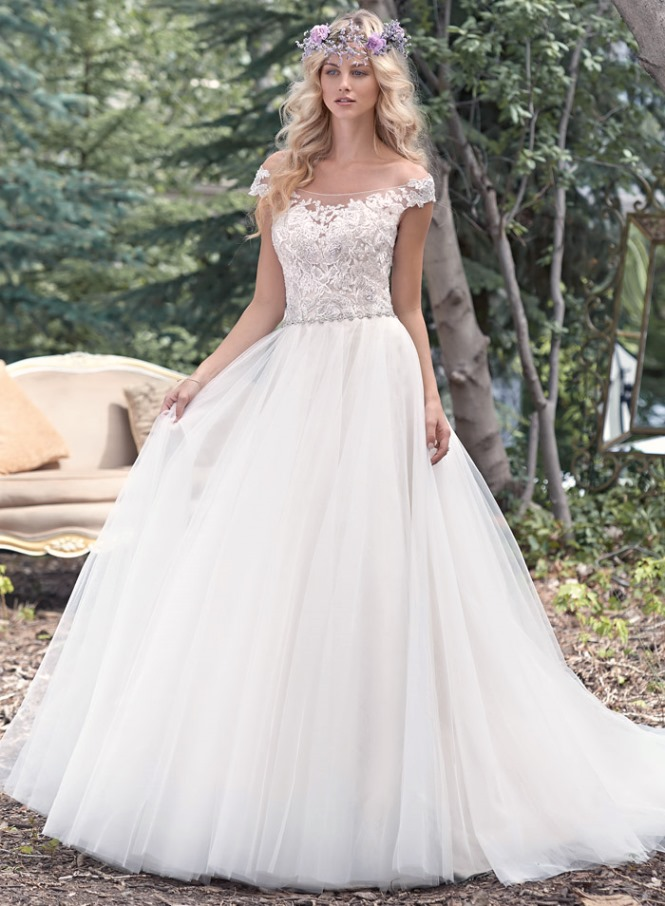 Fairy Tale Wedding Dresses Ideas | Wedding Celebration
