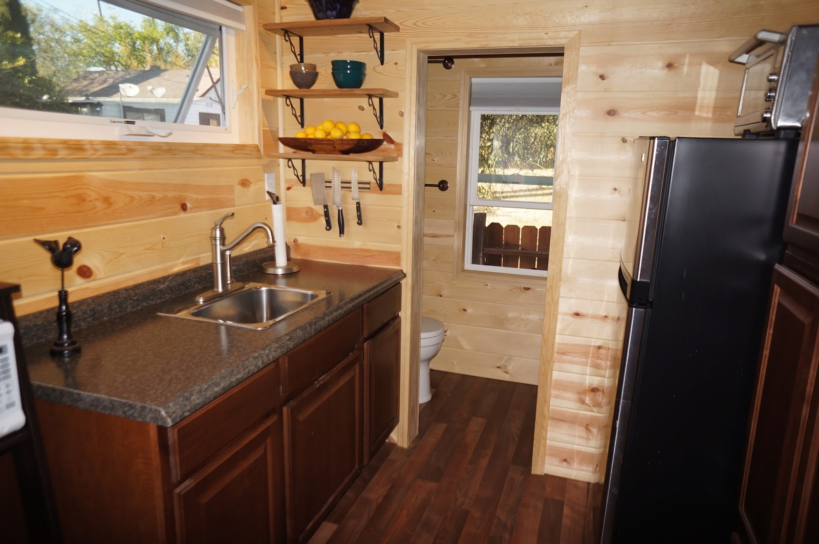 Tiny Home Designs: TINY HOUSE TOWN: South Pasadena Tiny House (240 Sq Ft