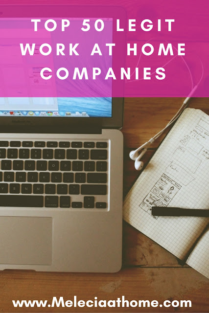 Top Work From Home Companies To Work For