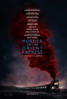 Murder on the Orient Express - Poster & Trailer