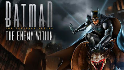 Batman: The Enemy Within MOD APK + DATA v0.12 for Android HACK FULL [Unlocked] Terbaru 2018