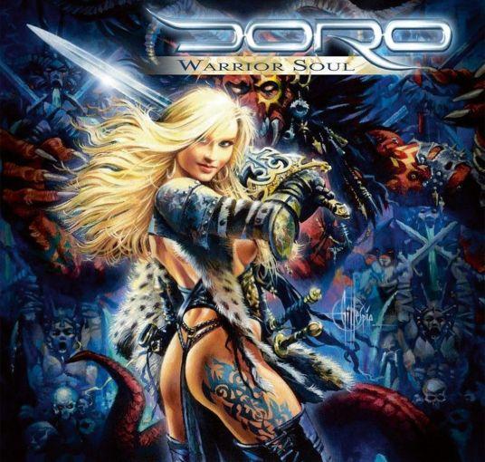 DORO - Warrior Soul [Digipak +2 reissue] (2018) full