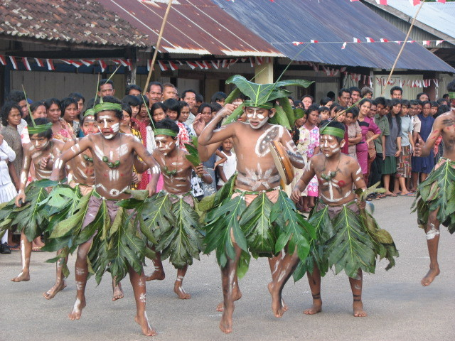 Kostum Karnaval 17 Agustus Unik Lucu Seram Ungaran Mu