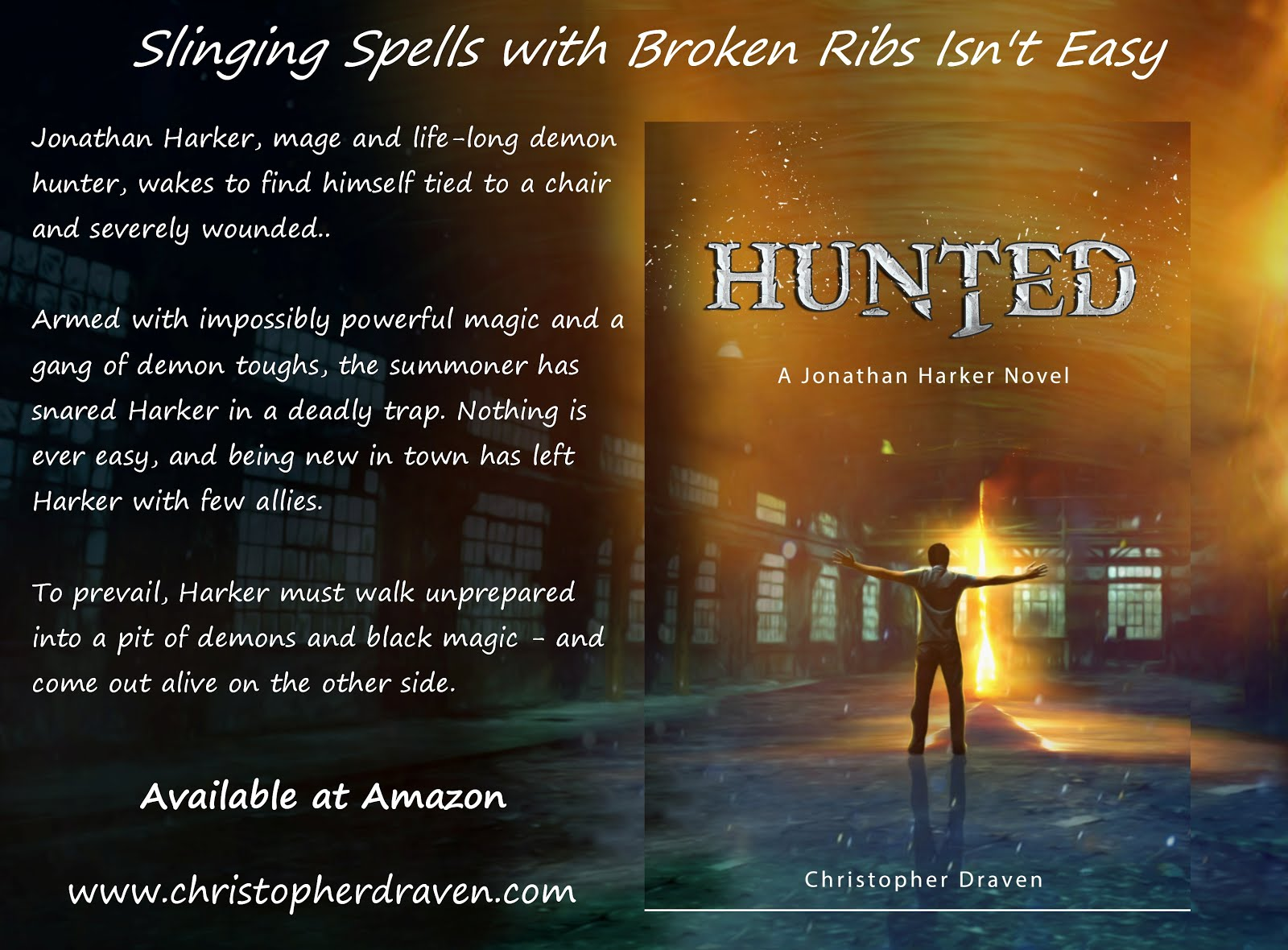 Hunted Spotlight Tour