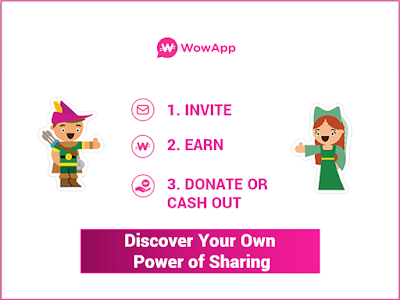 WowApp - How to invite