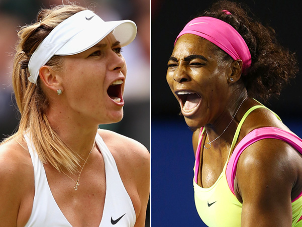 Maria Sharapova vs Serena Williams: 11 years of confrontation