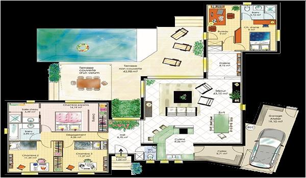 Plans de maison book batiment architecture for Livre de plan de maison