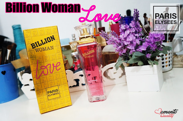 Billion Woman Love - Paris Elysees