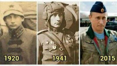 Vladimir Putin é imortal: Fotos do presidente da Rússia, de 100 anos atrás