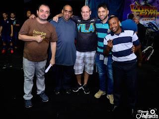 parceria Campeã Vila Isabel