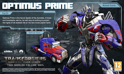 Transformers Rise of The Dark Spark Free Download For PC