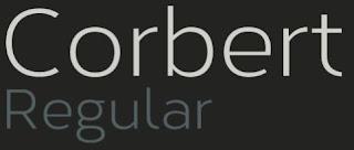 corbert regular