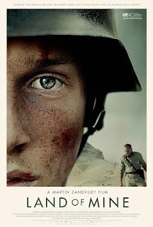 Land of Mine - Poster & Trailer