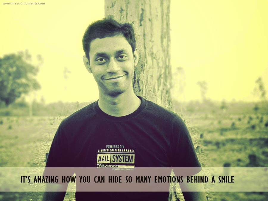 Kajal Majhi, emotions quotes, smile quotes, boy with smile quotes