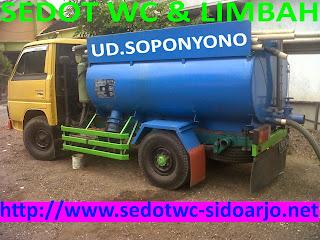 Jasa Sedot WC Sidoarjo Online
