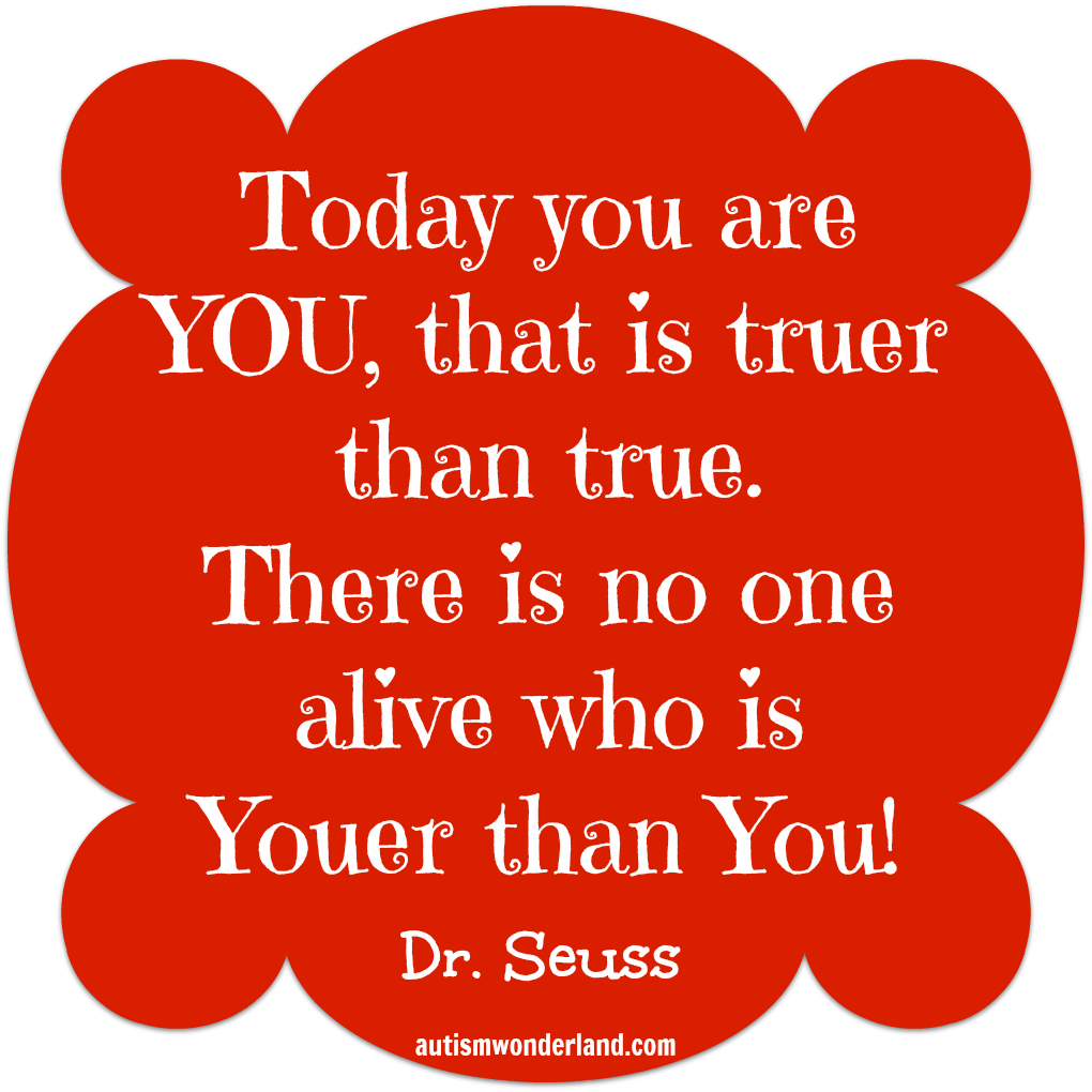 AutismWonderland: Happy Birthday Dr. Seuss