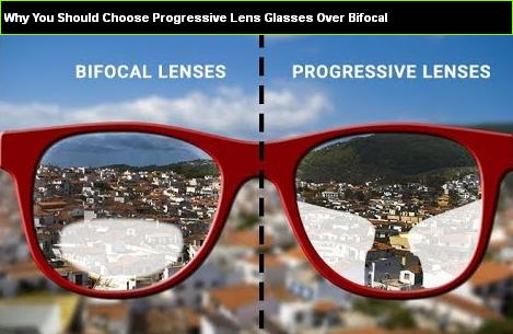 56c2a4ee54 Why You Should Choose Progressive Lens Glasses Over Bifocal - Eye Vision