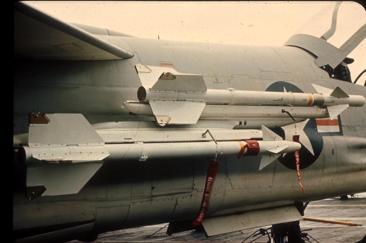 U.S. Navy Aircraft History: A Brief History of F8U ...