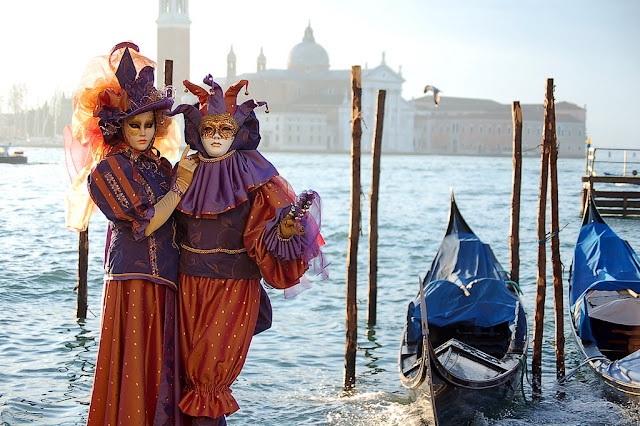 Venice Carnival - 5 things to do